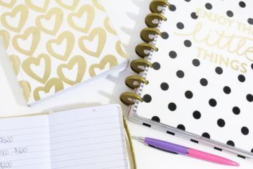 Journaling in Notebooks